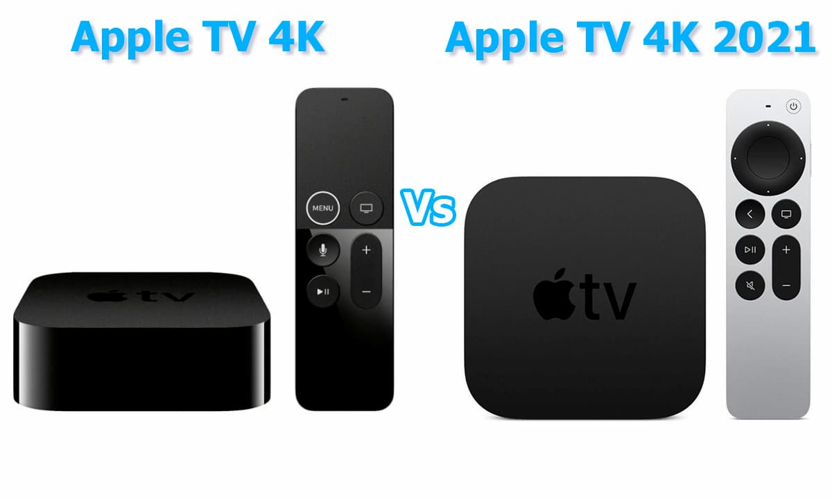apple tv 4k 2021 vs apple tv 4k
