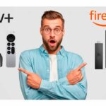 Apple TV 4K Vs Fire TV Stick 4K Max ¿Cuál NO debería comprar?